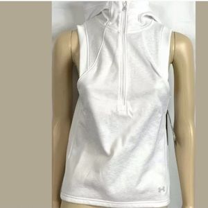 Under Armour Hoodie Size XS White New with tags